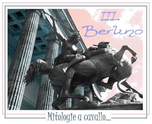 Mitologie a cavallo… - testo